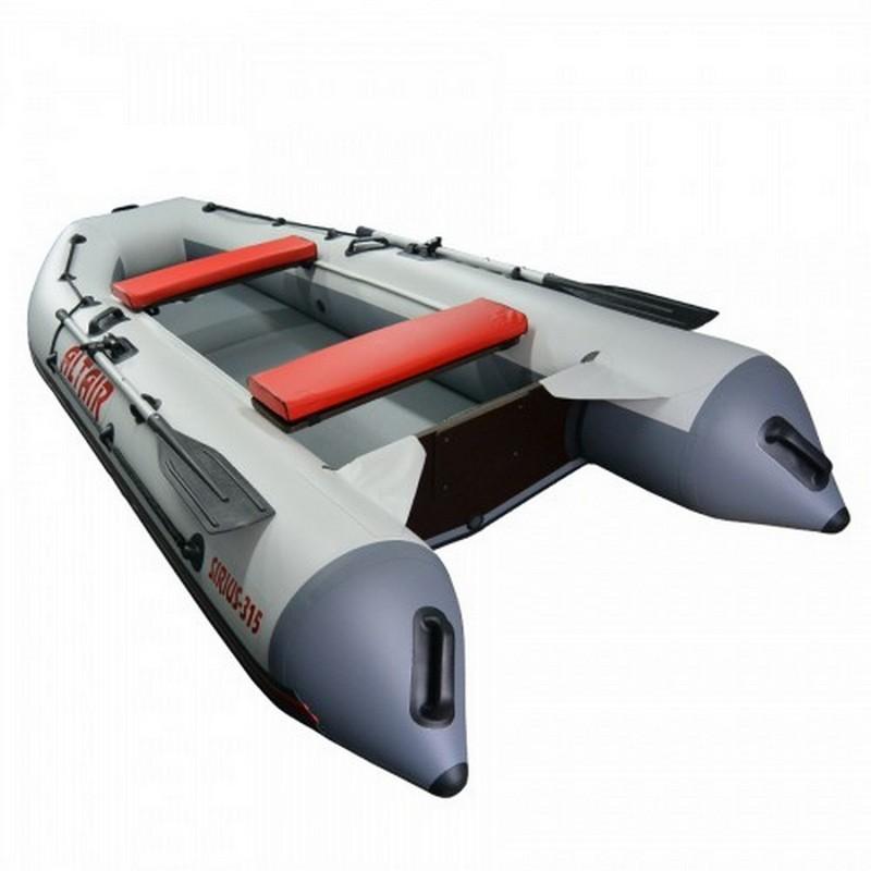 Моторная надувная лодка ПВХ Altair Sirius 315 L Airdeck