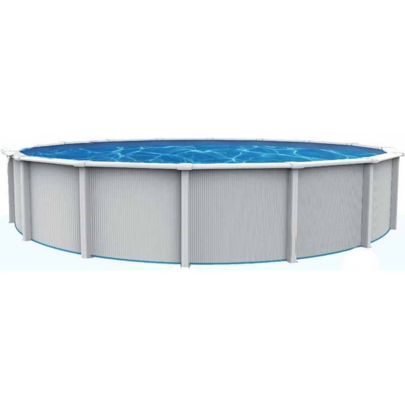 Морозоустойчивый бассейн Poolmagic Sky круглый 5.5x1.3 м Basic
