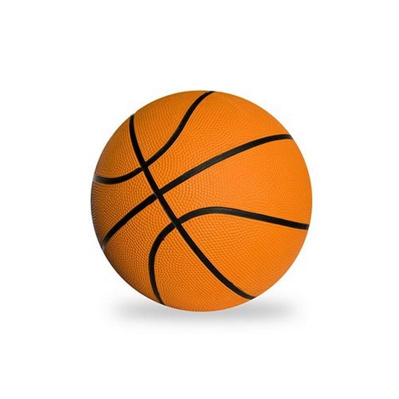 Мяч PU баскетбол d10см TX31500-B