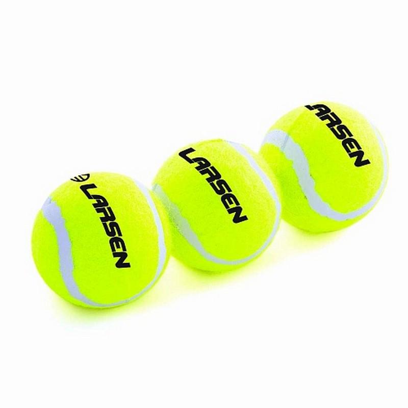 Мяч для большого тенниса Larsen 303 (шт.)