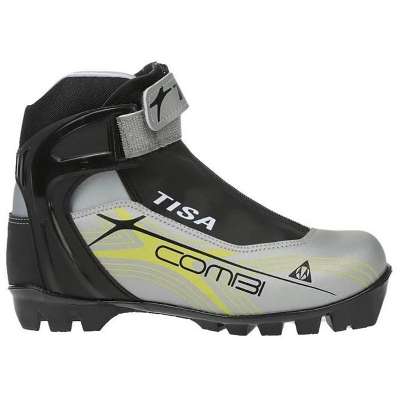 Лыжные ботинки NNN Tisa Combi S80118