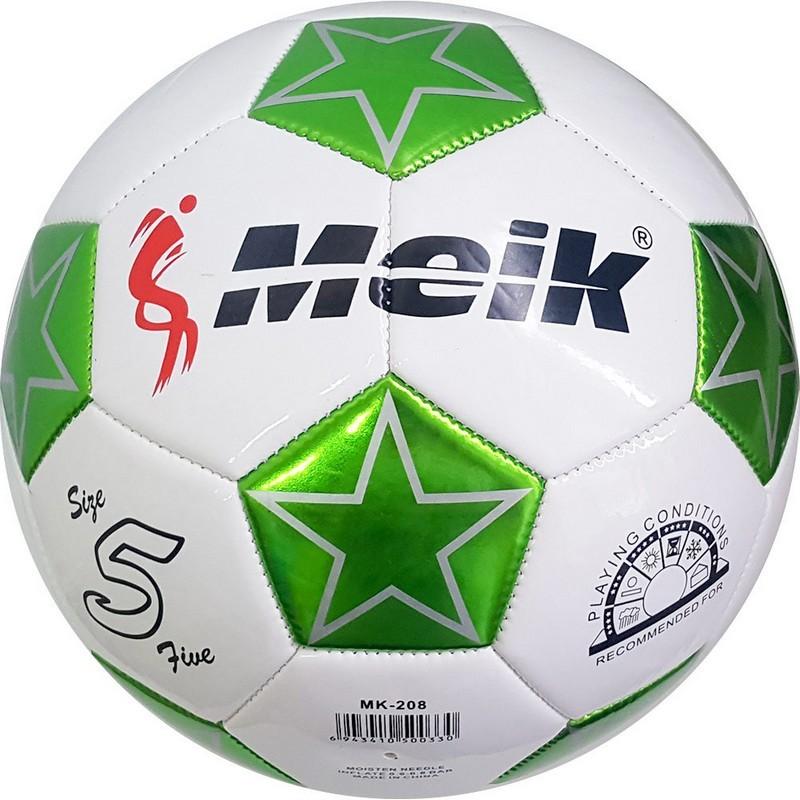 Мяч футбольный Meik 208A B31314-4 р.5 белый