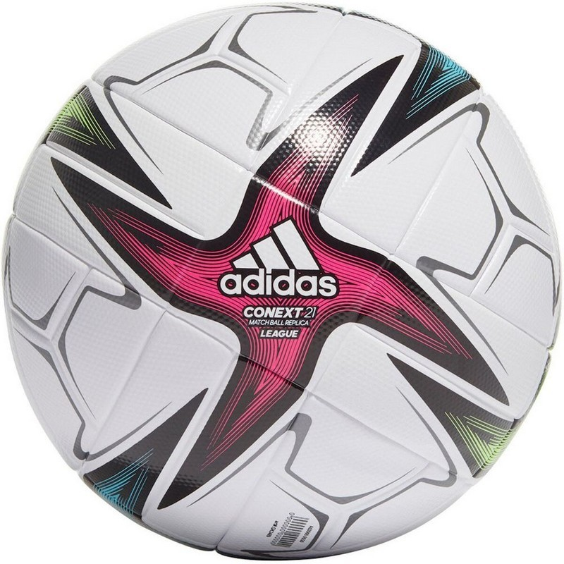 Мяч футбольный Adidas Conext 21 Lge GK3489 р.5