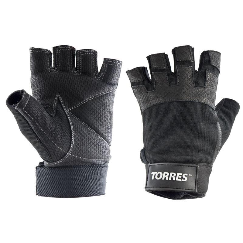 Перчатки для занятий спортом Torres PL6051 черный