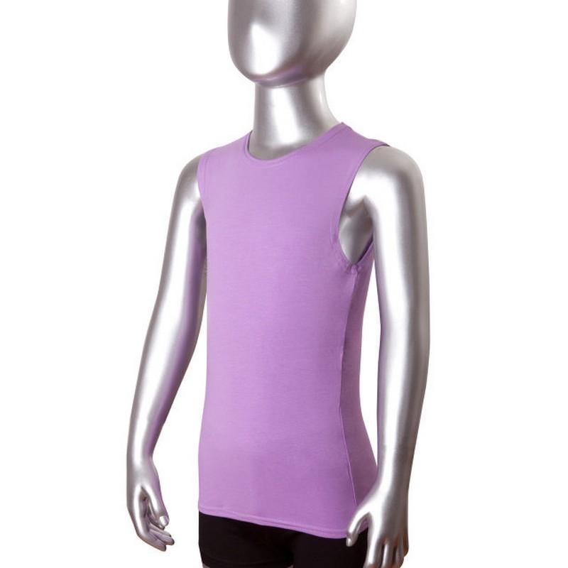 Майка спортивная ComboSport GO-059 фиолетовая