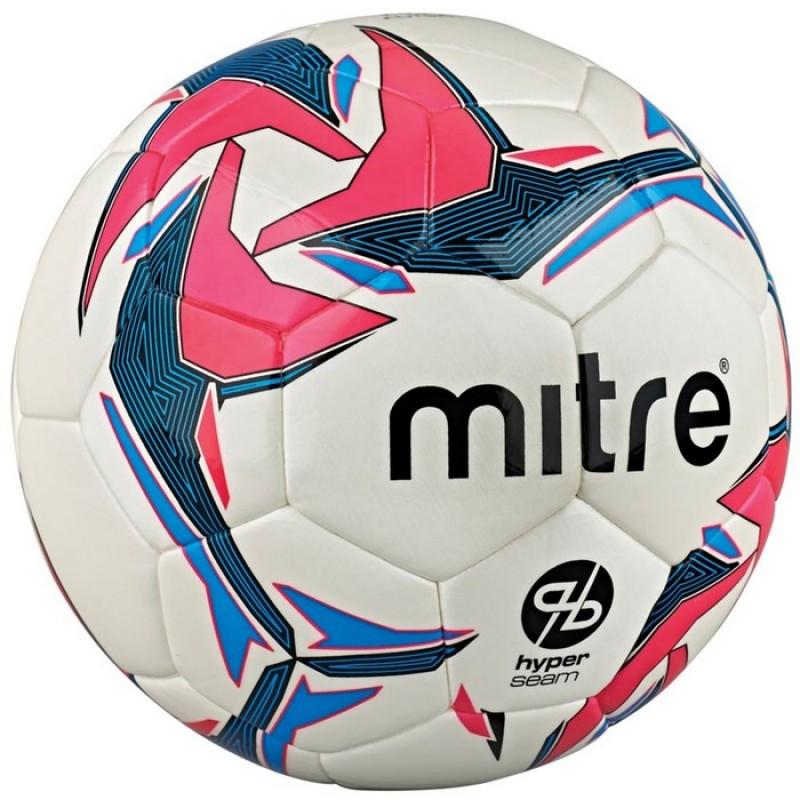 Мяч футзальный Mitre Pro Futsal Hyperseam р.4 BB1351WG7