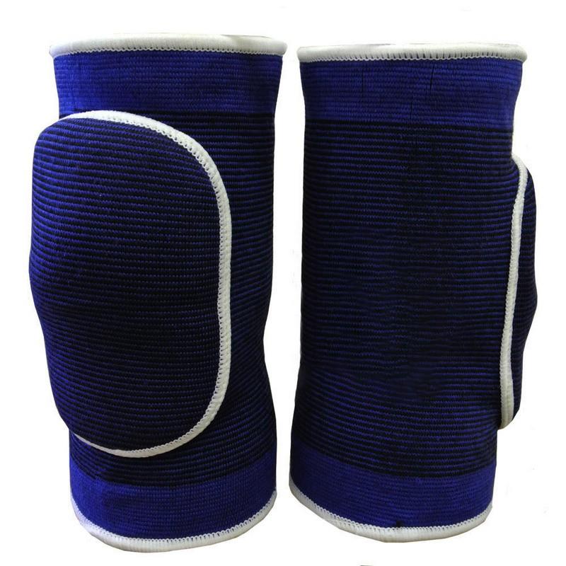 Наколенники волейбольные NK-302 Синий\Белый