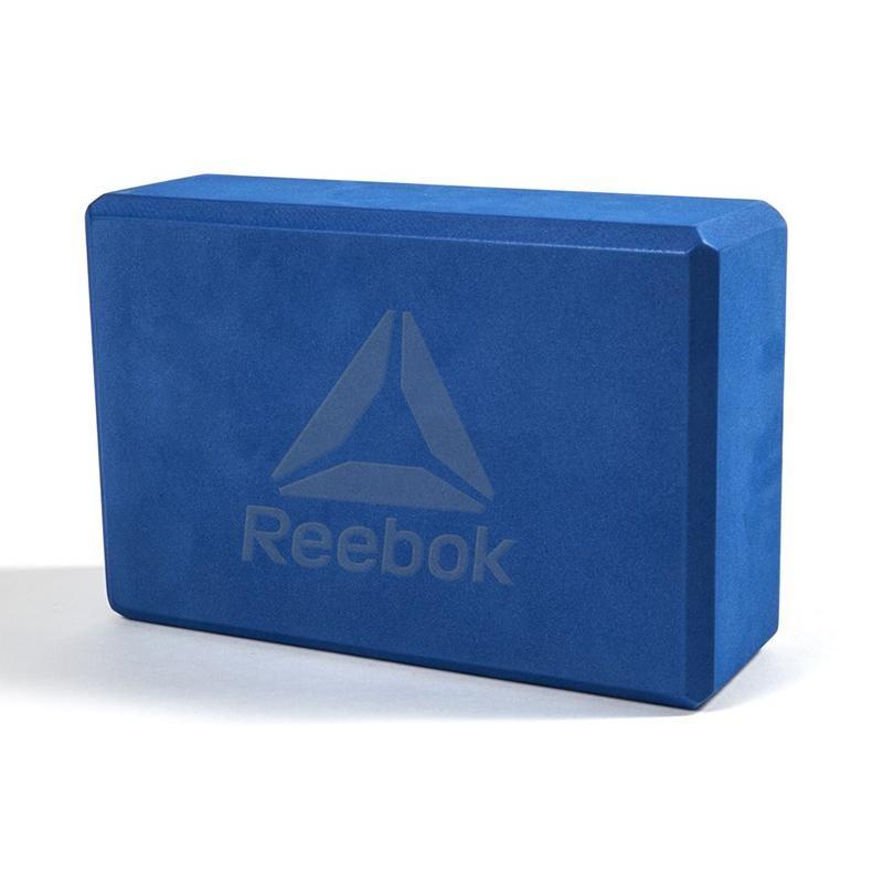 Блок для йоги Reebok RAYG-10025BL синий