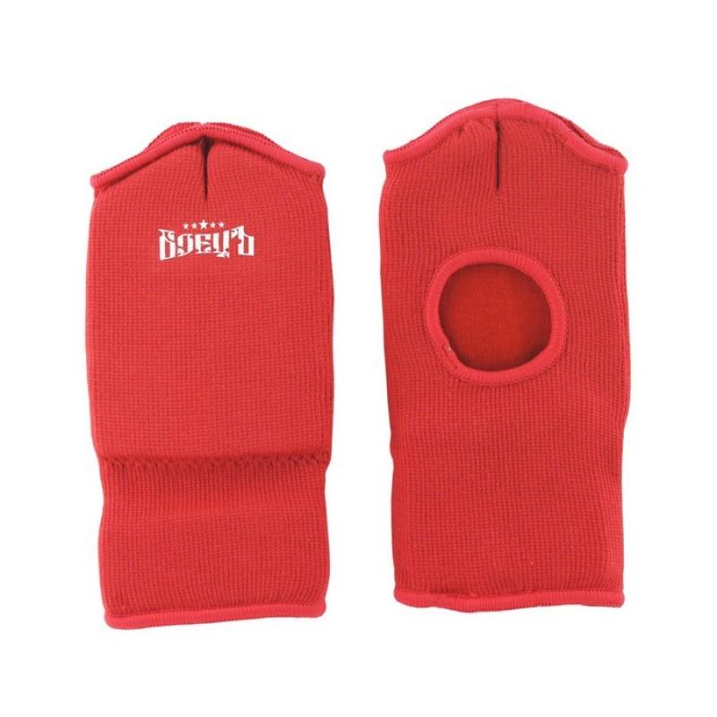 Защита кисти для каратэ Боецъ BC-715 Красная