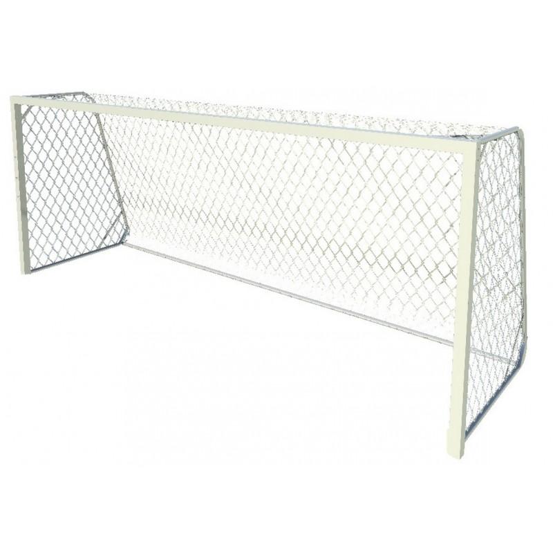 Ворота футбольные алюм. юношеские SportWerk SpW-AS-500-1 (500x200) шт