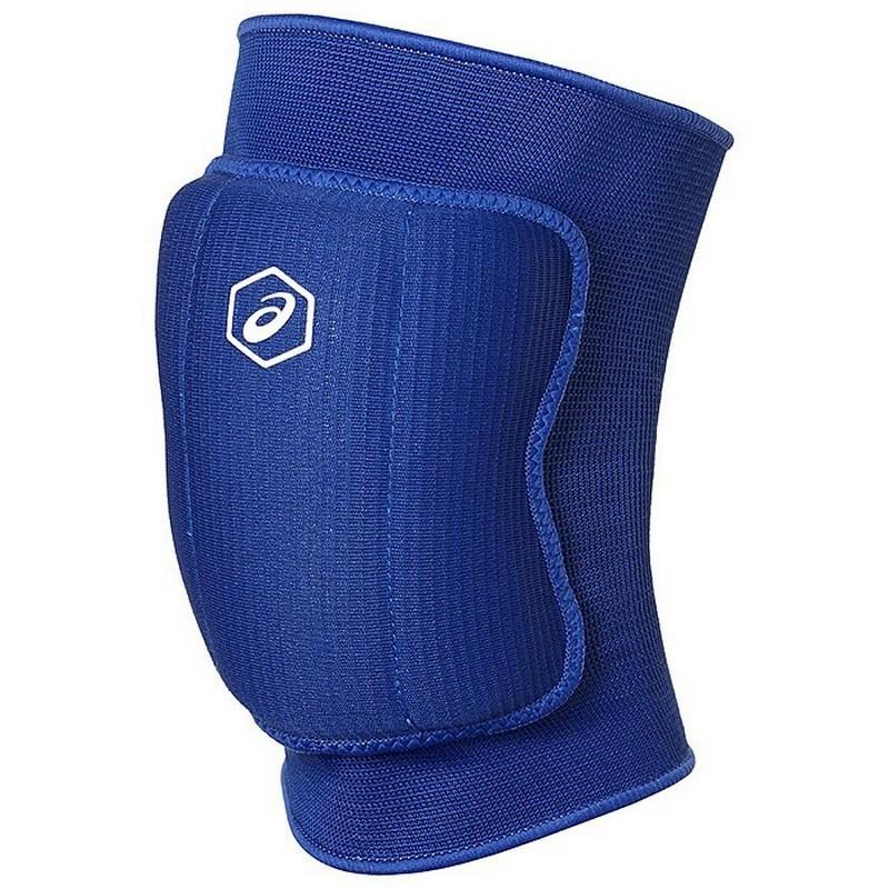 Наколенники волейбольные Asics Basic Kneepad 146814-0805, р. S, тренировочные, темно-синий