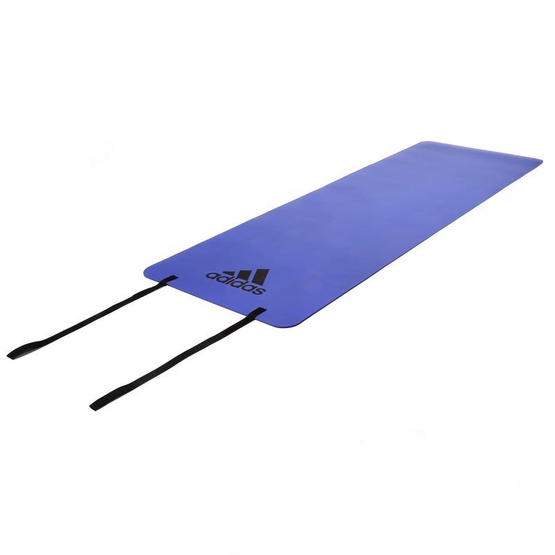 Коврик(мат) для фитнеса Adidas ADMT-12234PL лиловый 173x61x0,6