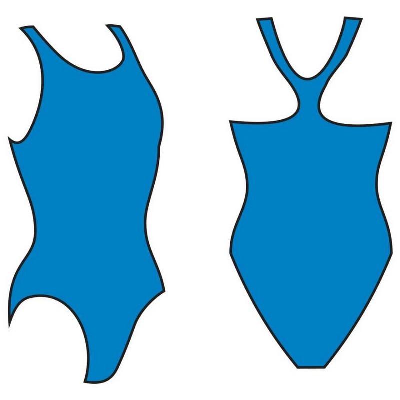 Купальник Atemi детский спортивный BG3 3 борцовка голубой