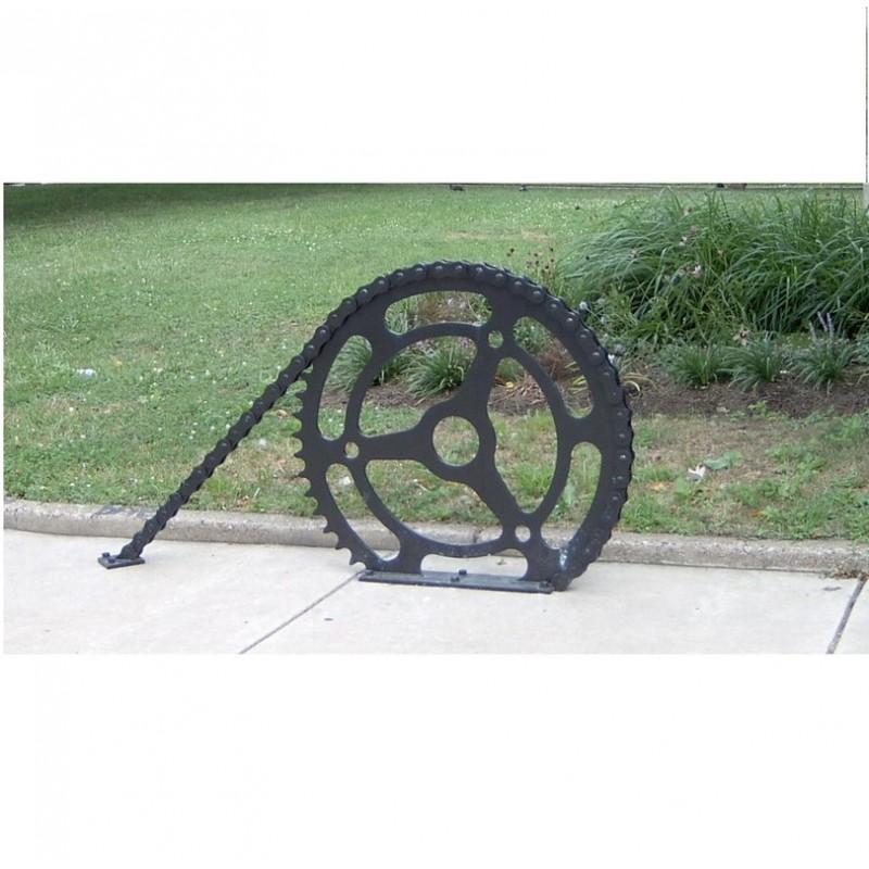 Декоративная велопарковка Звездочка Hercules 4624