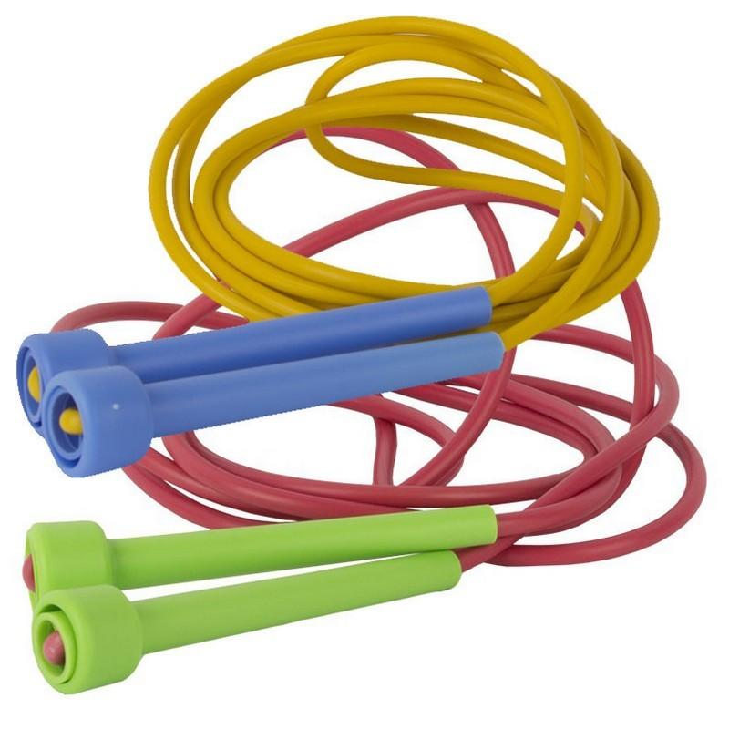 Скакалка MR-Sk3.20/У978, цветная, 3,2м, d 5мм