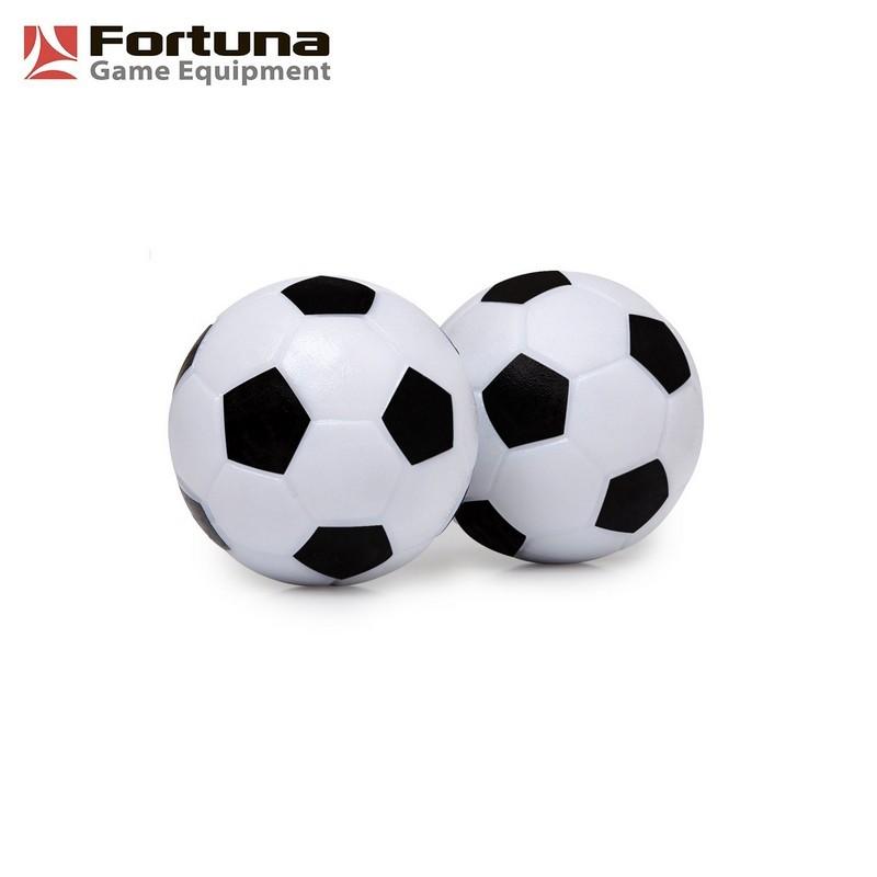 Мяч Fortuna для настольного футбола d29мм 2шт 09537