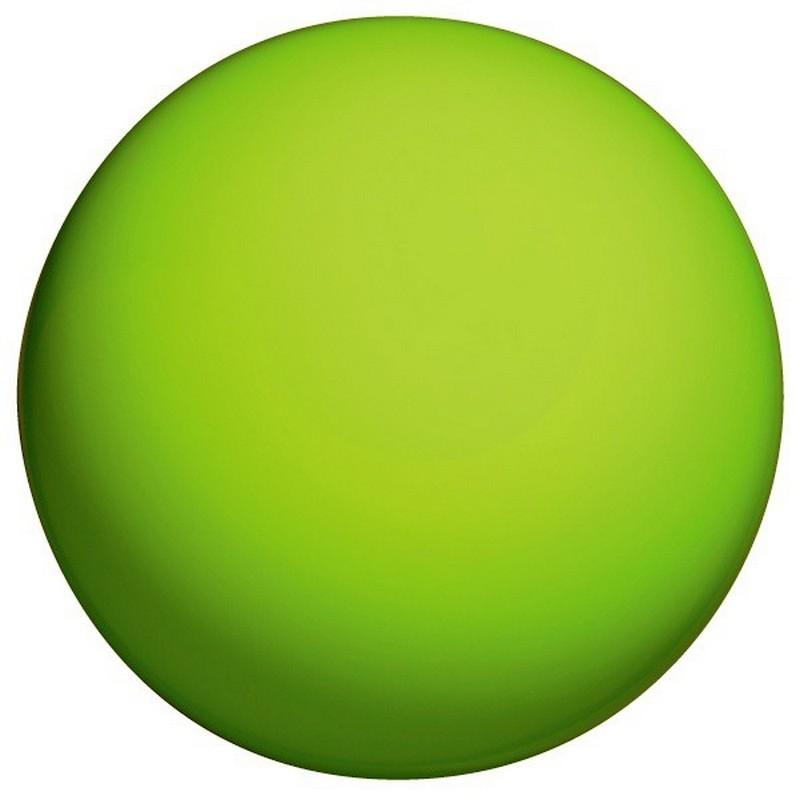 Мяч детский игровой John Стандарт DS-PV 025, d14см, зеленый