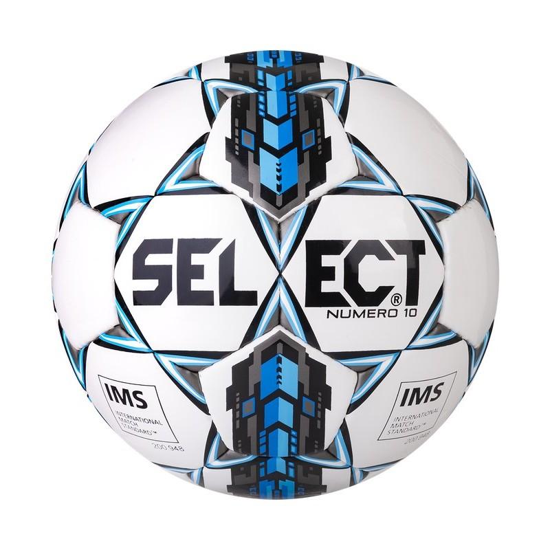 Мяч футбольный №5 Select Numero 10 810508-102