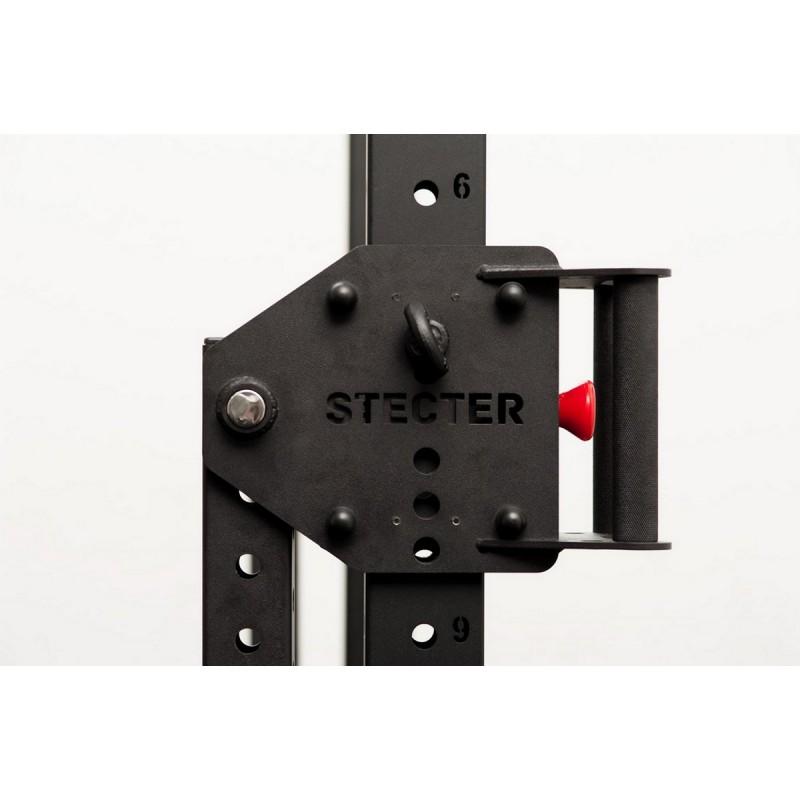Комплект Каретка с рукояткой Stecter для рычажного комплекта (пара, 2 шт) 2513
