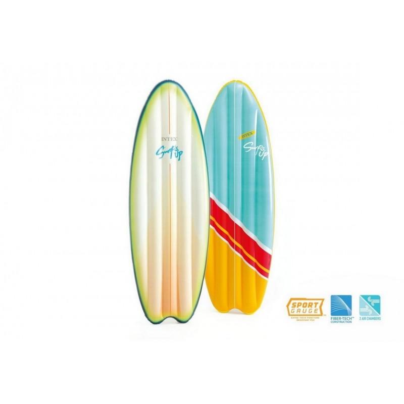 Пляжный матрас Intex Surf's Up Mats 178x69 см 58152