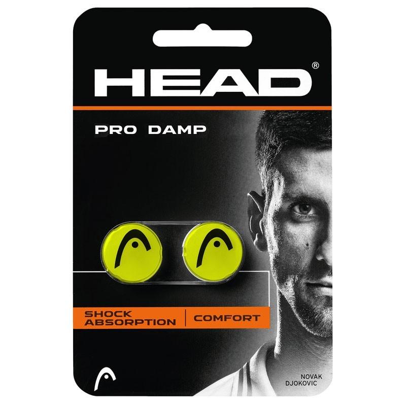 Виброгаситель Head Pro Damp 285515-YL, желтый