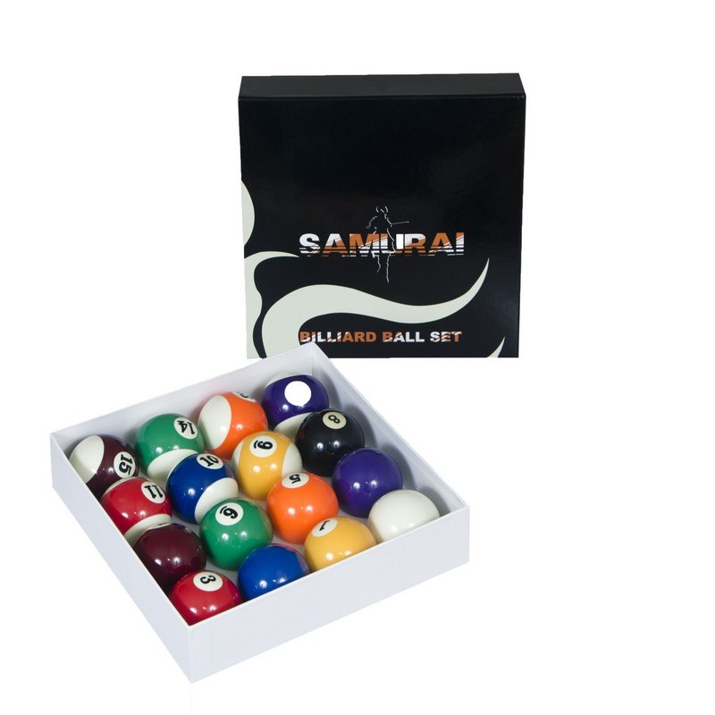 Комплект шаров 57.2 мм Samurai Top Quality 70.036.57.3
