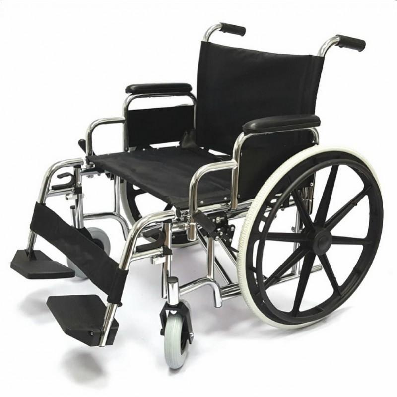 Кресло-коляска инвалидная Titan Deutsch GmbH складная для полных людей (61см) LY-250 (250-9868)