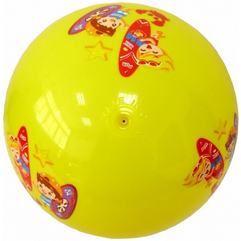 Мяч силиконовый Larsen Пляж GSS-6 23cм