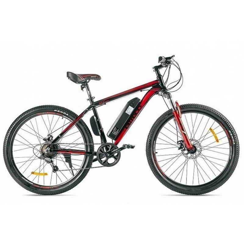 Велогибрид Eltreco XT 600 D 022861-2386 черно-красный