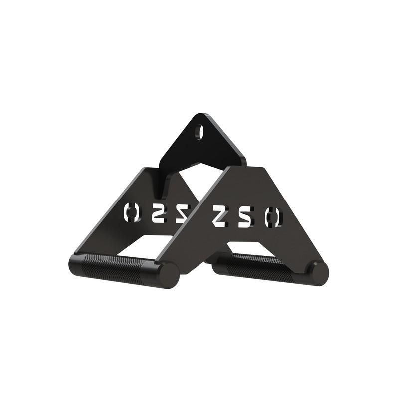 Рукоятка для тяги к животу ZSO ZSO-6006  (узкий параллельный хват)
