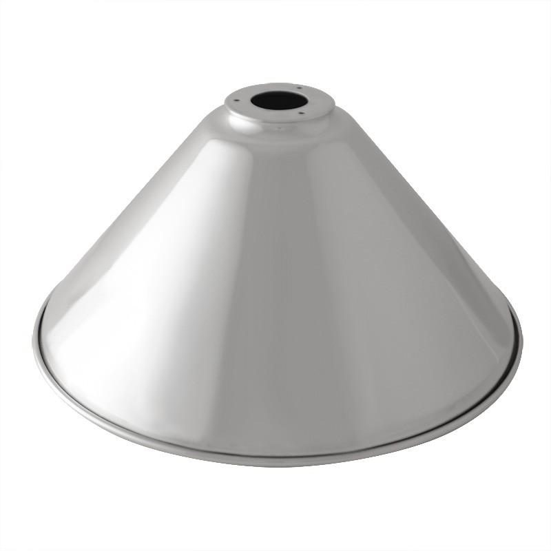 Плафон Elegance d35 см 75.000.00.3 серебристый