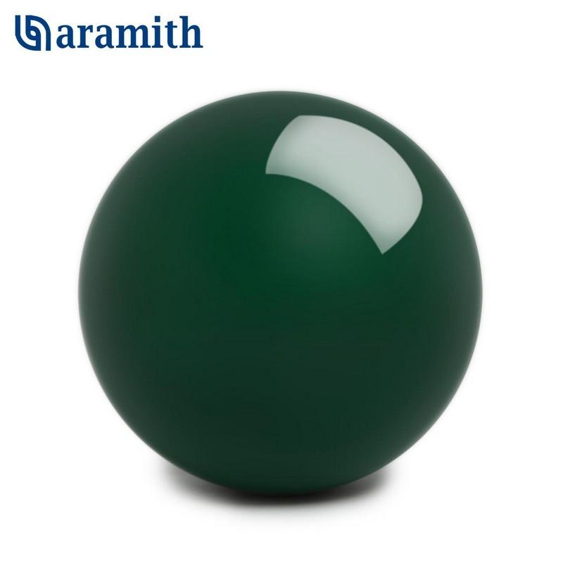 Шар Aramith Premier Pyramid ?68мм зеленый