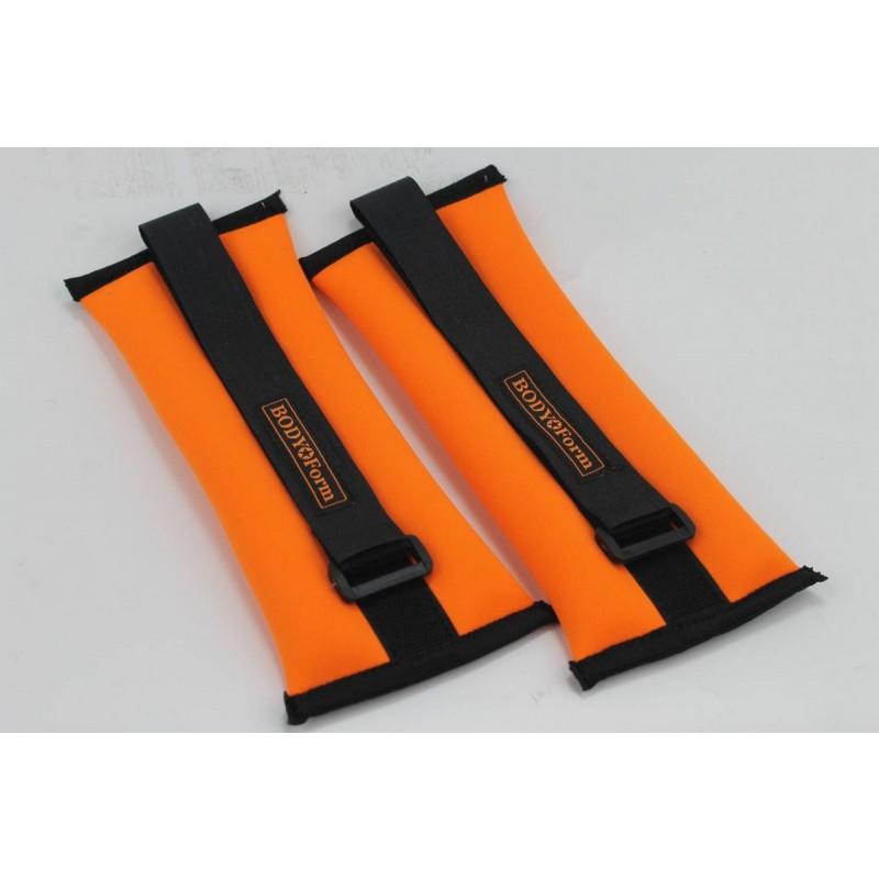Утяжелитель неопреновый 2x0,7кг Body Form BF-WUN02 оранжевый