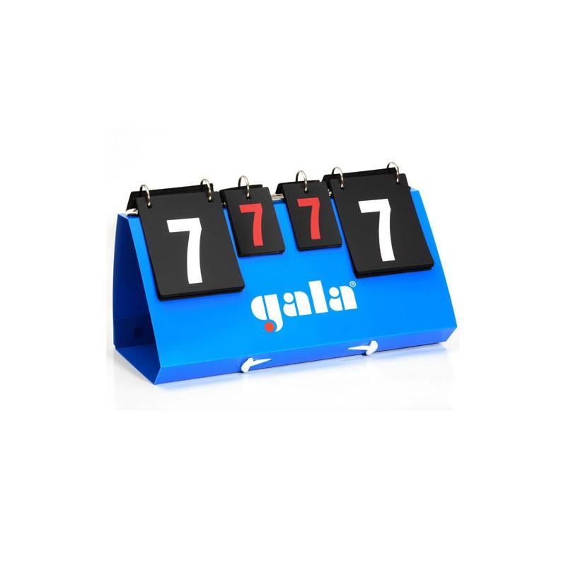 Счетчик для волейбола Gala 7XX98003 голубо-бело-красный