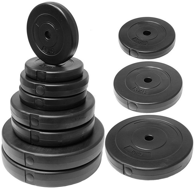 Диск пластиковый, цемент, d26 мм, 1,25 кг CPL-100 чёрный