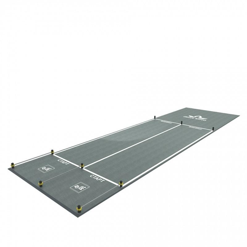 Площадка для челночного бега (3х10м) Iron King S718