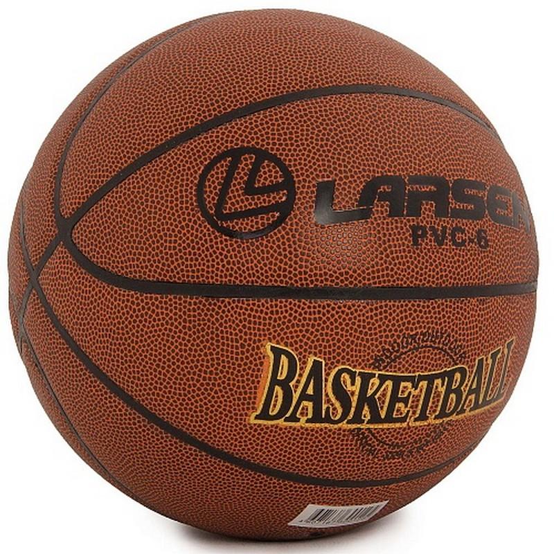 Мяч баскетбольный Larsen PVC6 р.6