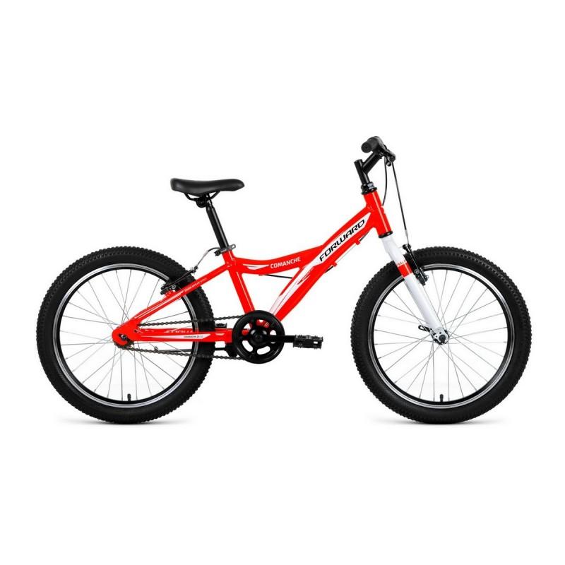 Горный велосипед Forward Comanche 20 1.0 (2019)