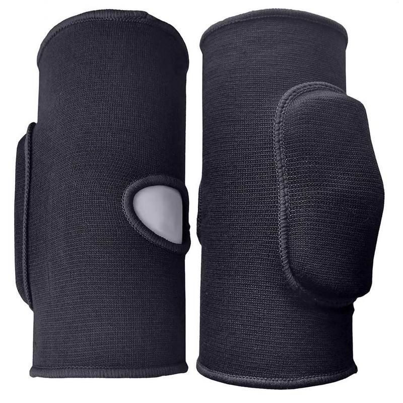 Наколенники волейбольные NK-203 (Черный/Черный)