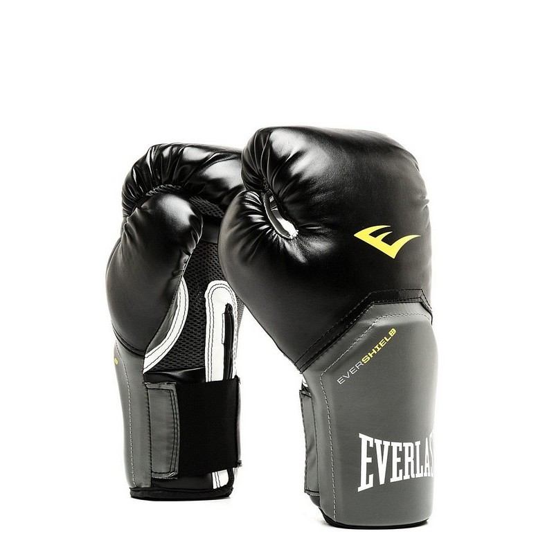 Перчатки тренировочные Everlast Pro Style Elite 16oz 2316E черный