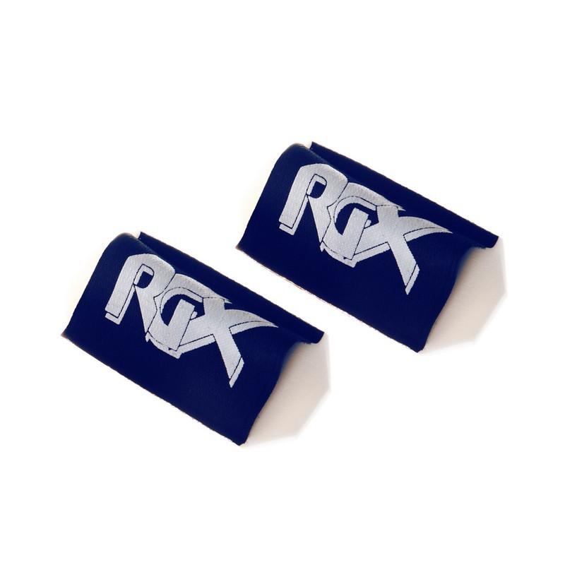 Связки - манжеты для лыж RGX синий