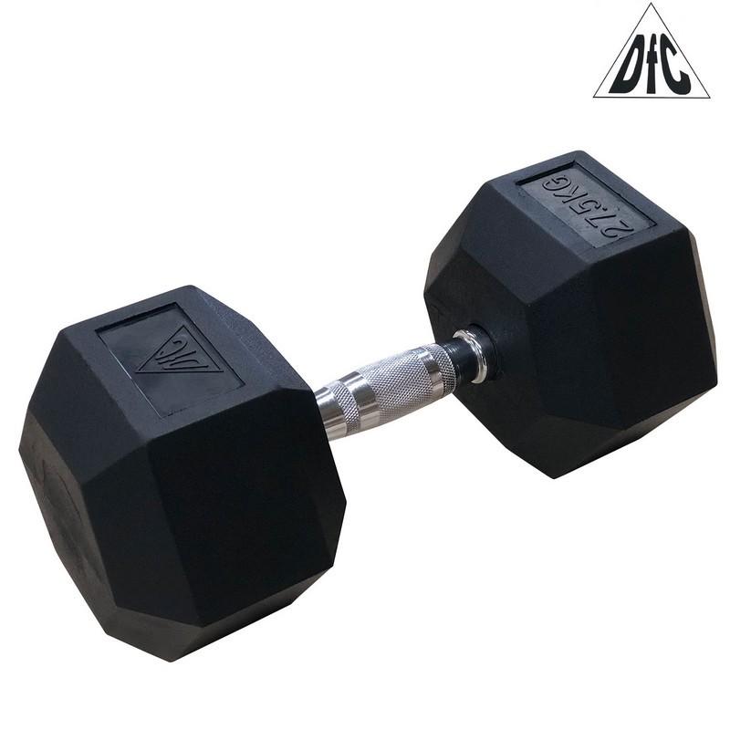 Гантели пара 27,5 кг DFC DB001-27.5