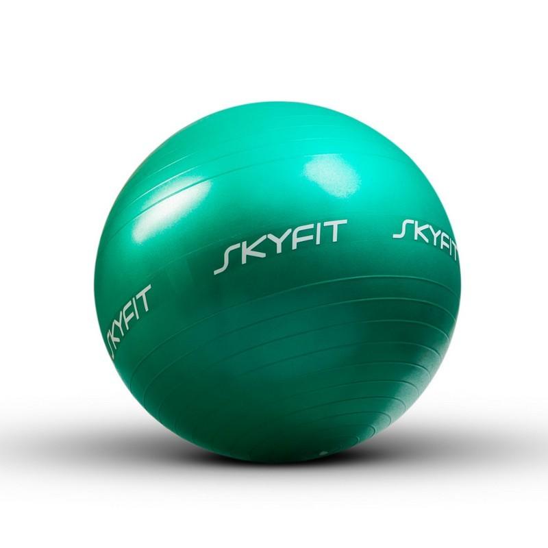 Гимнастический мяч 55 см SkyFit SF-GB55 зеленый