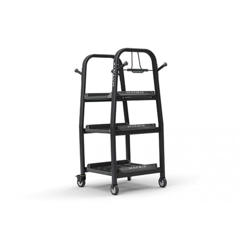 Передвижная стойка для хранения аксессуаров Matrix Connexus GFT3S