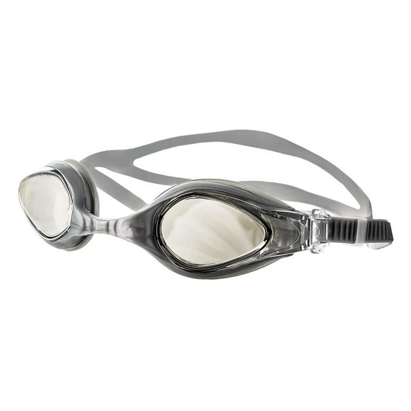 Очки для плавания Atemi N9202M серебро