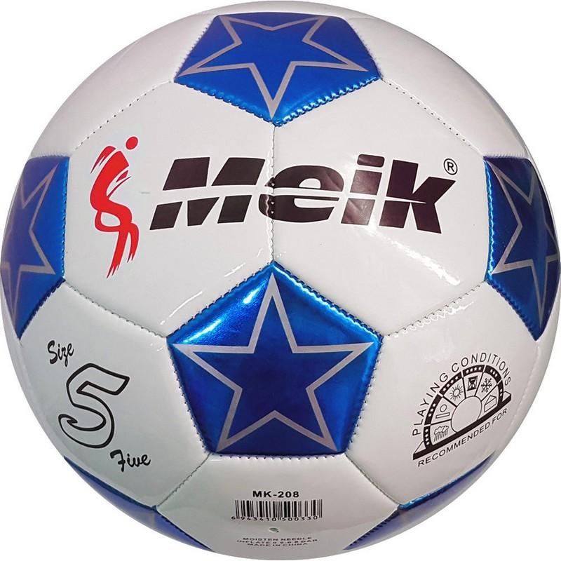 Мяч футбольный Meik 208A B31314-1 р.5 белый