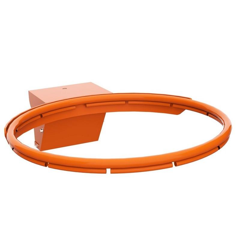 Кольцо баскетбольное ZSO № 7 амортизационное 120х100