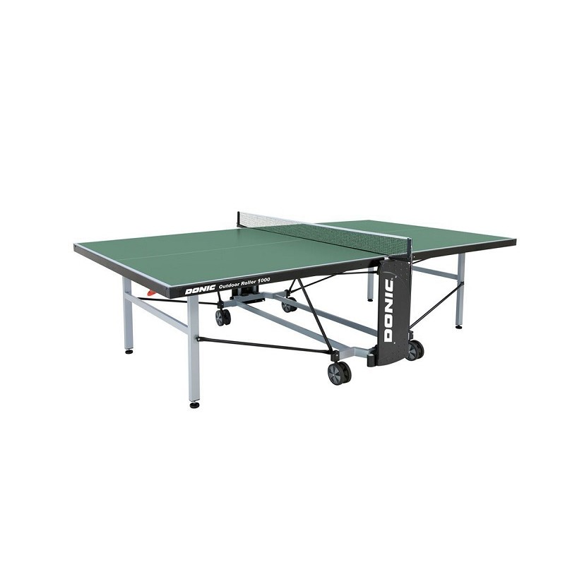 Теннисный стол Donic Outdoor roller 1000 230291-G green