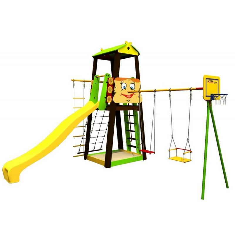 Детский спортивный комплекс Romana Буратино 102.01.00