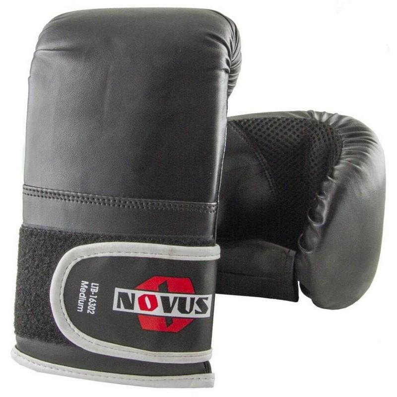 Перчатки снарядные Novus LTB-16302 черные